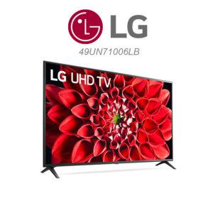 LG 49UN71006LB Test