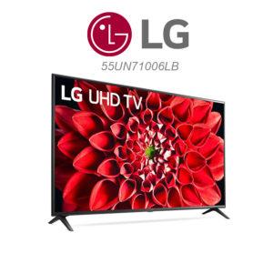 LG 55UN71006LB UHD 4K TV dans le test