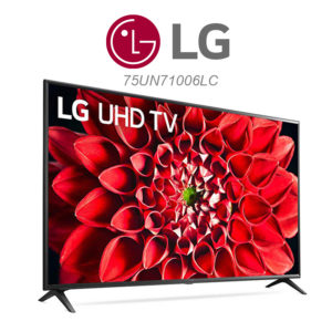 LG 75UN71006LC UHD TV dans le test