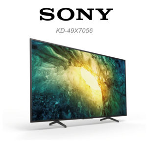 Sony Bravia KD-49X7056 dans le test
