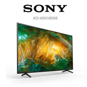 Sony BRAVIA KD-49XH8096 dans le test