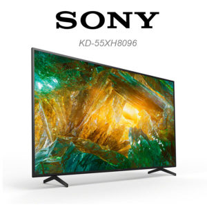 Sony KD-55XH8096 dans le test