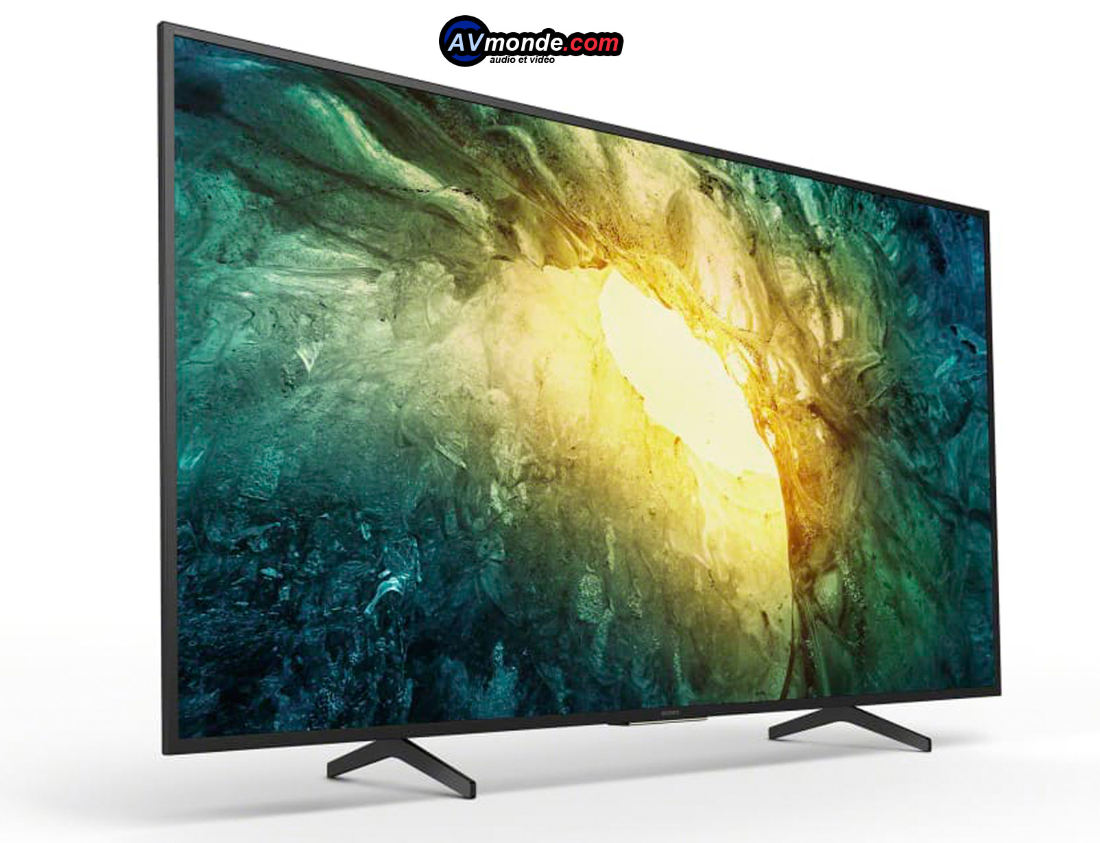 Sony Bravia KD-49X7056 UHD 4K TV Test