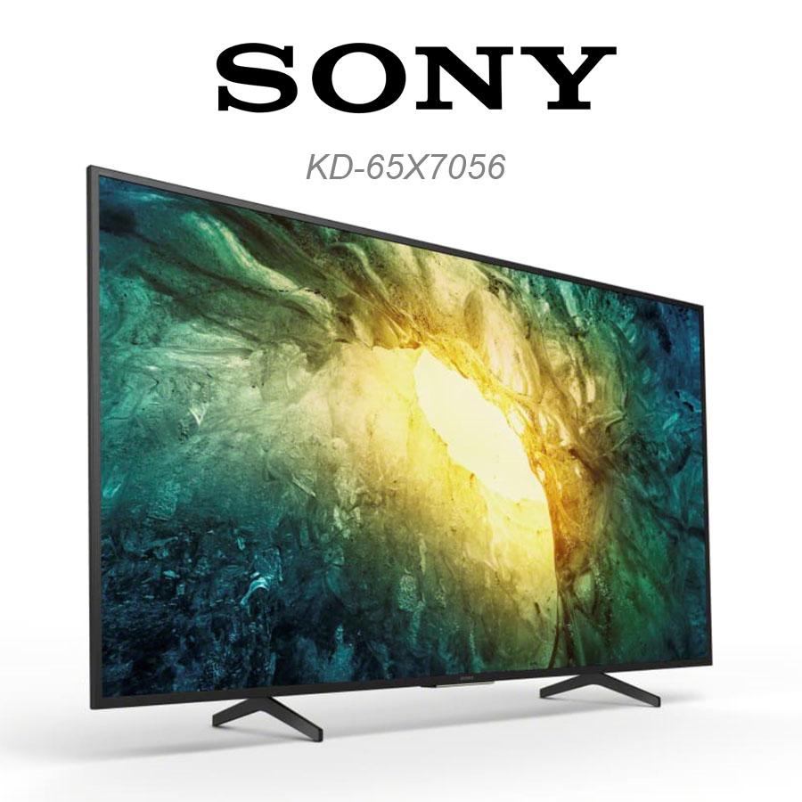 Sony KD-65X7056 Test