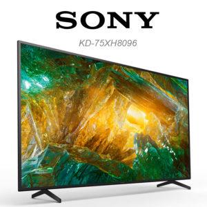 Sony Bravia KD-75XH8096 TV UHD 4K dans le test