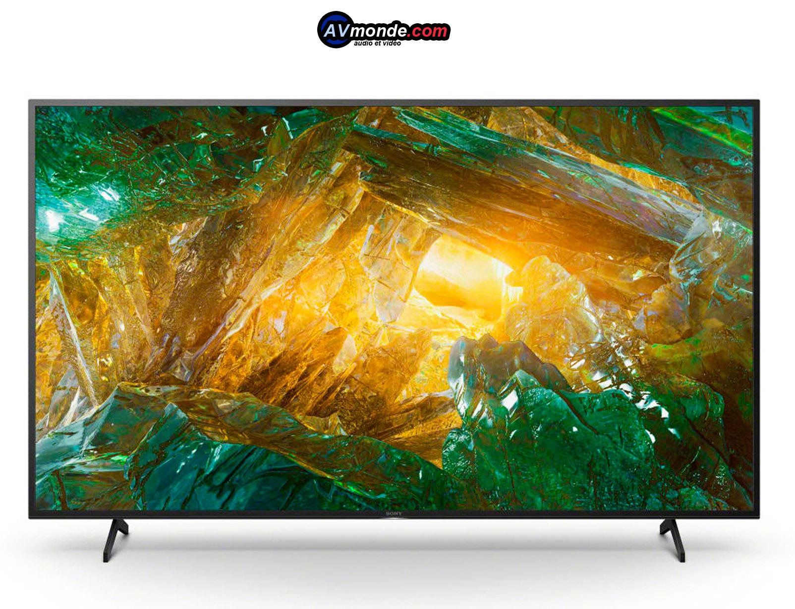 Sony Bravia KD-65XH8096 UHD 4K TV