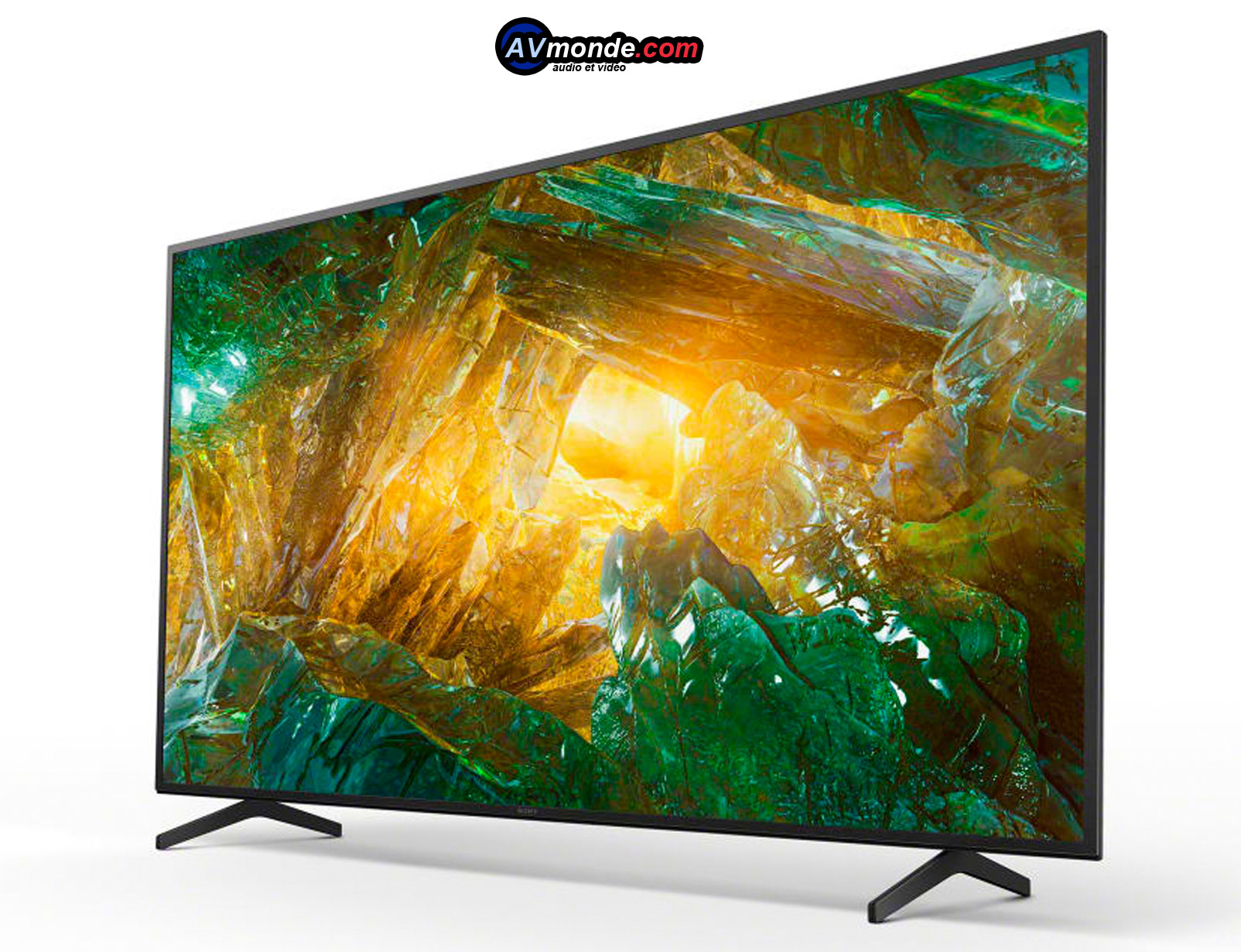 Téléviseur Sony Bravia KD-49XH8096