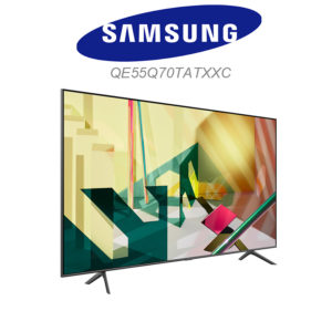 Samsung QE55Q70TATXXC QLED 4K TV dans le test