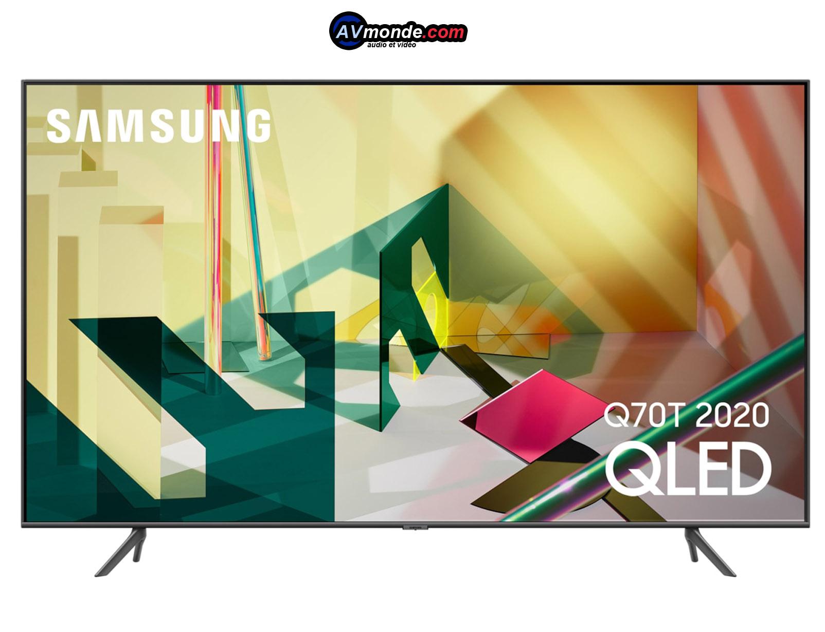 Samsung QE75Q70T Test