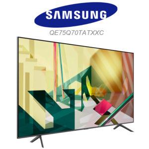 Samsung QE75Q70TGTXZG QLED 4K TV dans le test