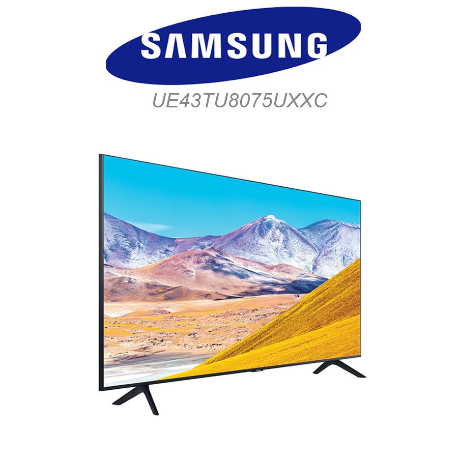 Samsung UE43TU8075