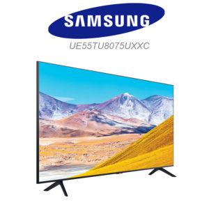 Samsung UE55TU8075 UHD 4K TV dans le test