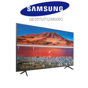 Samsung UE55TU7125 dans le test