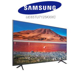 Samsung UE65TU7125KXXC test