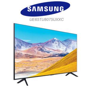 Samsung UE65TU8075 UHD 4K TV dans le test