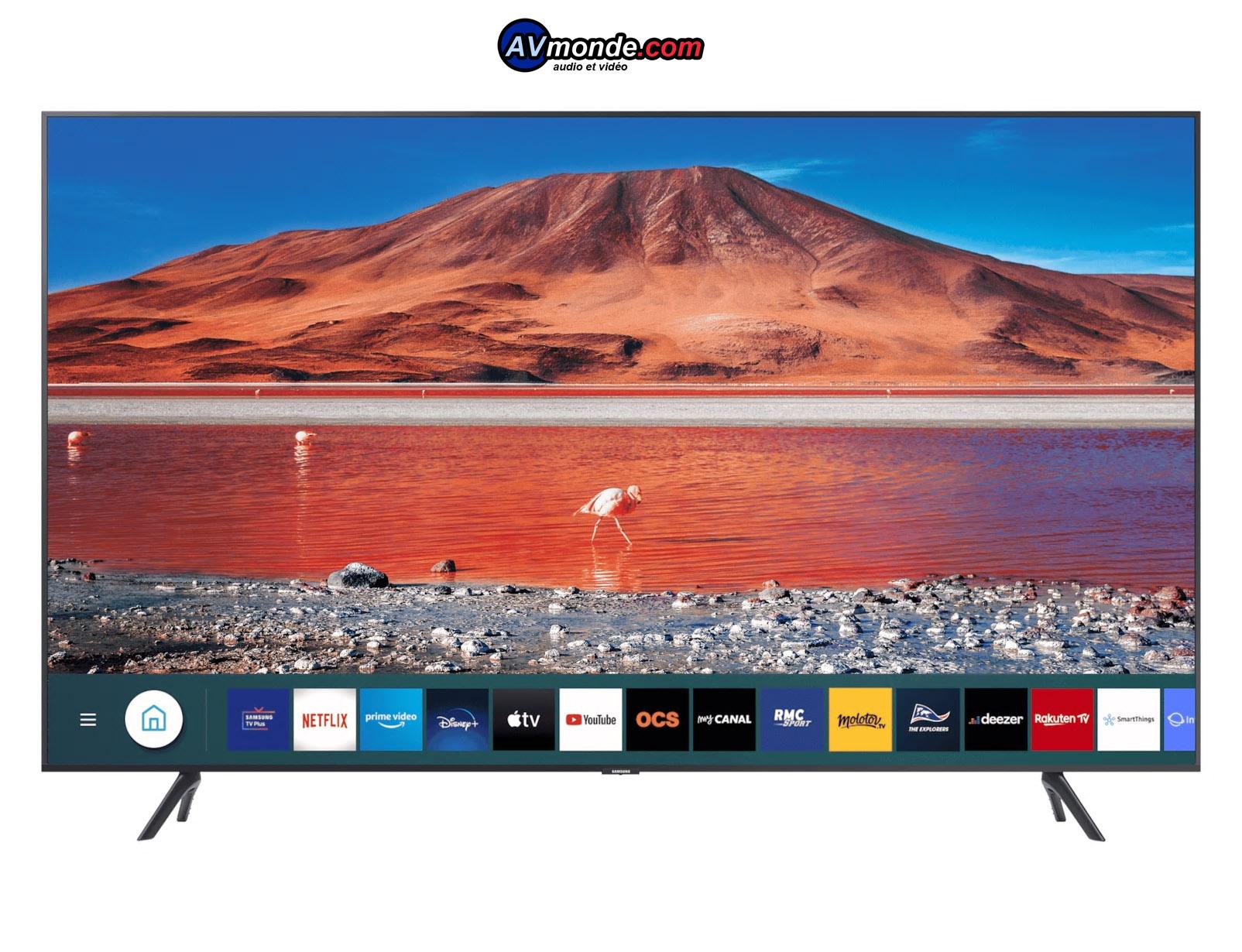 Samsung UE70TU7125 UHD 4K TV