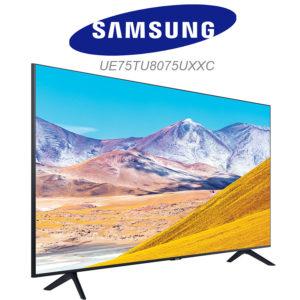 Samsung UE75TU8075 UHD 4K TV dans le test